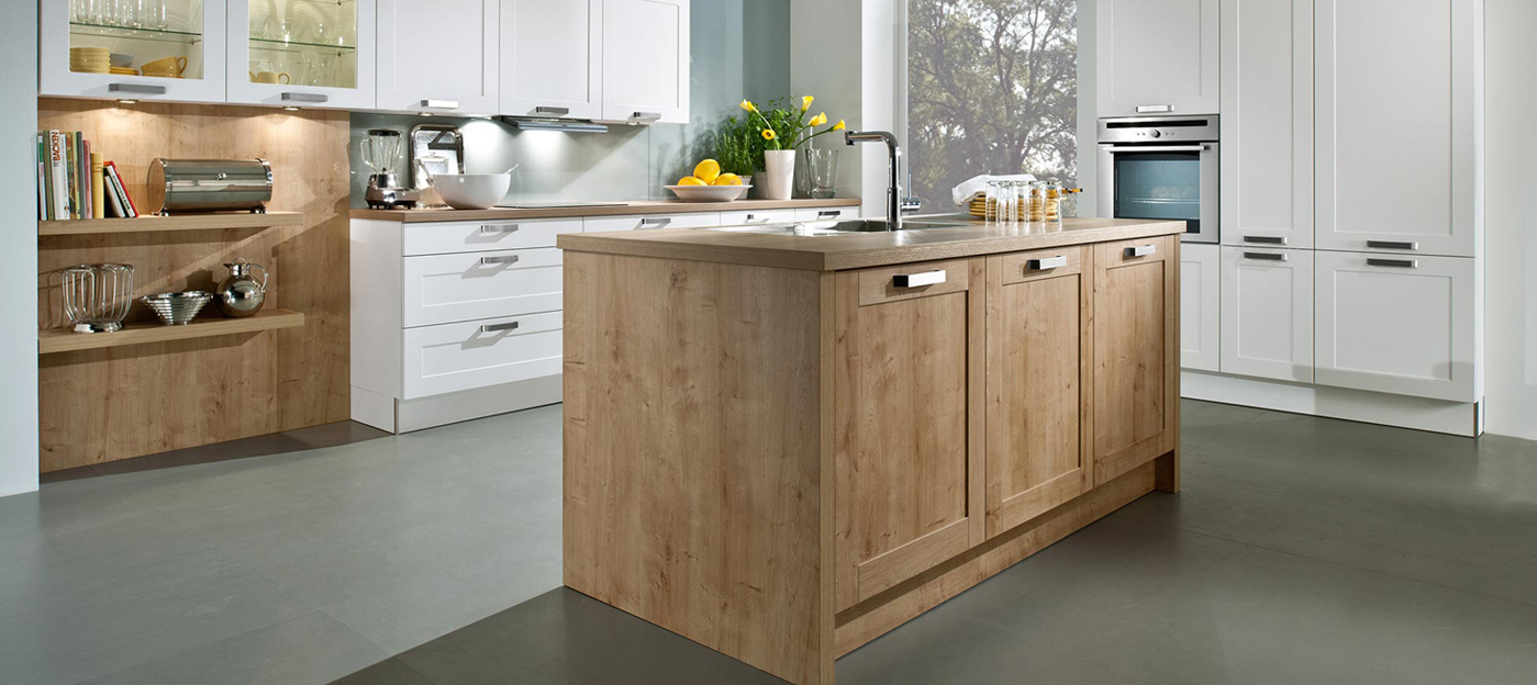Fitted kitchens nottingham bathrooms nottingham knb ltd for Bespoke kitchen design nottingham