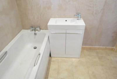 Mrs Woolleys Bathroom Installation 3
