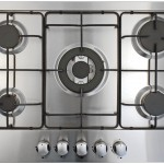 Homeking HHG710SS 70cm Gas Hob - Stainless Steel by homeking