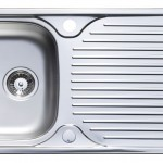 Astracast Stainless Steel 1.0 bowl sink