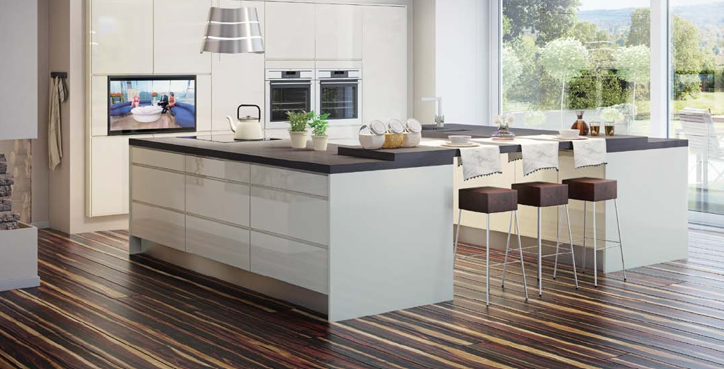 Kitchens Nottingham Trendy Open Style Kitchens Knb Ltd