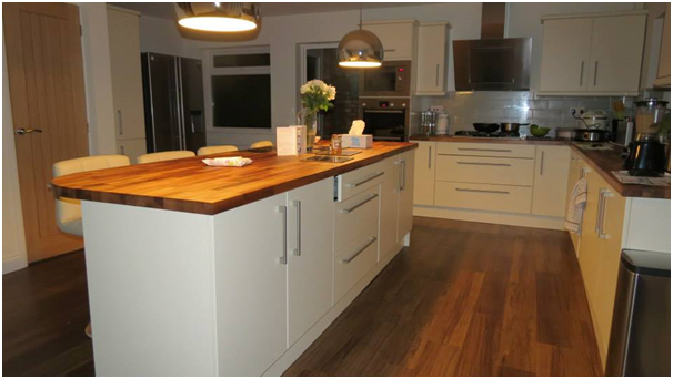 What you get with a knb fitted kitchen knb ltd for Small fitted kitchens