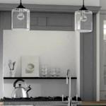 Modern kitchen design ambient lighting