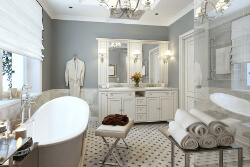 Latest bathroom trends predictions for 2017 for New bathroom trends 2017