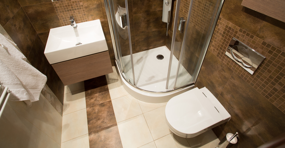 SMall Bathroom in Nottingham