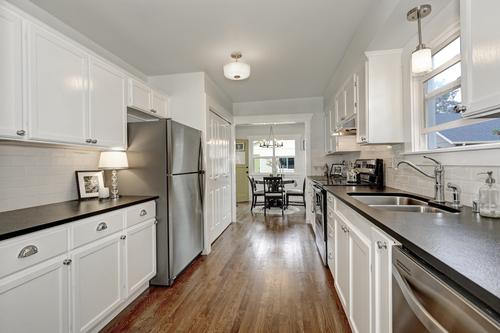 Small Kitchen Open Plan