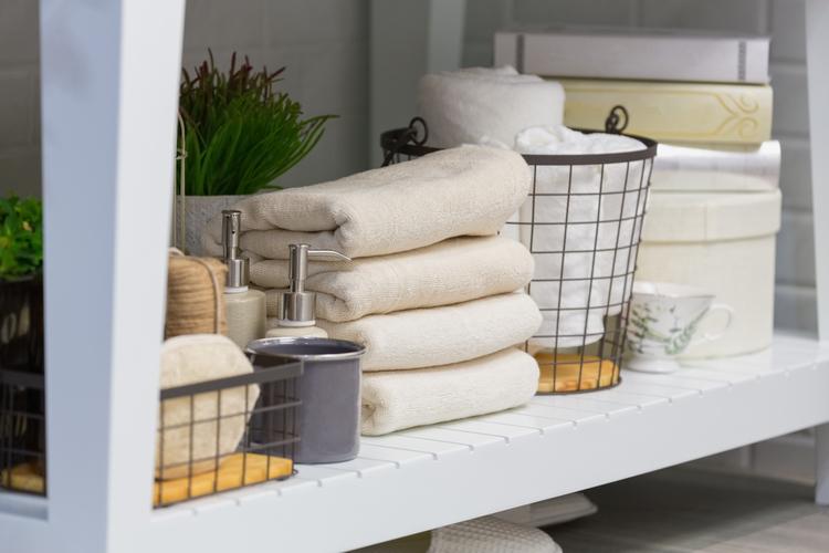 Bathroom Storage Options