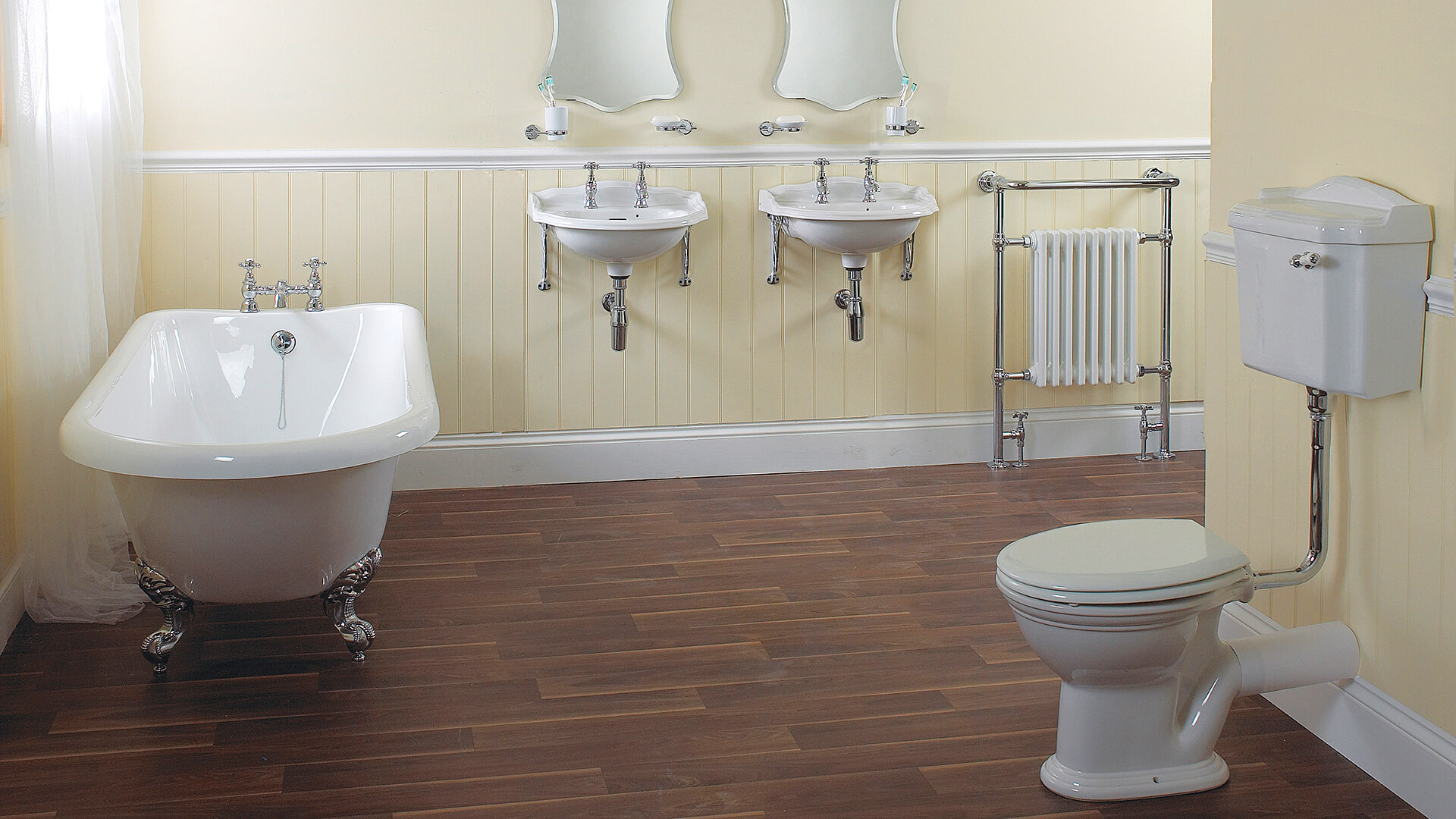 Traditional Bathrooms Nottingham | Design & Installation ...